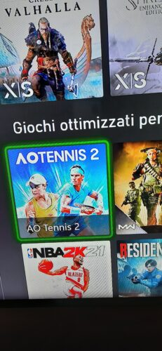 AO Tennis 2 photo review