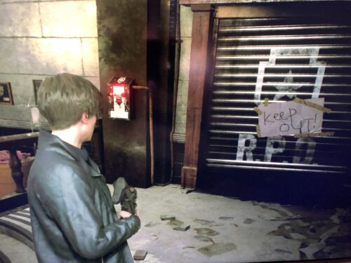 Resident evil 2 photo review