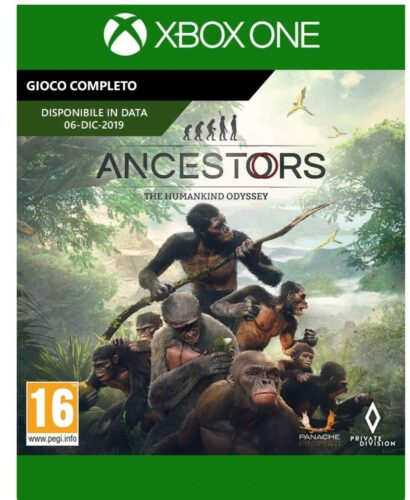 Ancestors: The Humankind Odyssey photo review