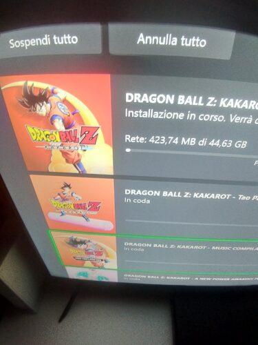 DRAGON BALL Z: KAKAROT Ultimate Edition + Season Pass photo review