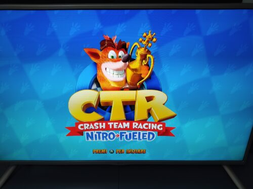 Crash Team Racing Nitro-Fueled photo review