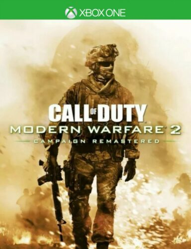 Modern Warfare 2 Campaign Remastered photo review