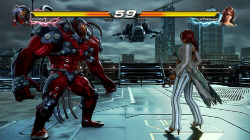 Tekken 7 photo review