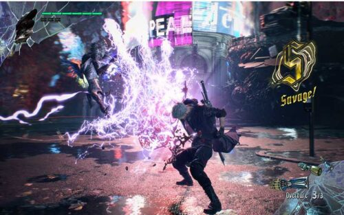 Devil May Cry 5 photo review