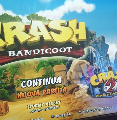 Crash Bandicoot N. Sane Trilogy photo review