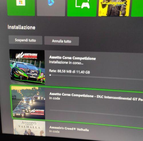 Speciale di Assetto Corsa Competizione photo review