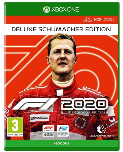 F1 2020 Deluxe Schumacher Edition photo review