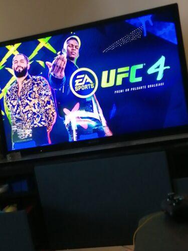 UFC 4 photo review