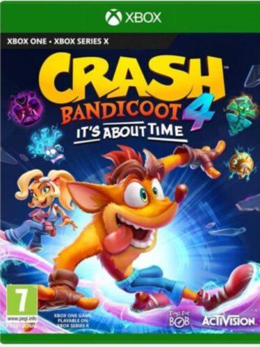 Crash Bandicoot 4 - It´s About Time photo review