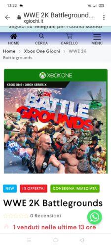 WWE 2K Battlegrounds photo review