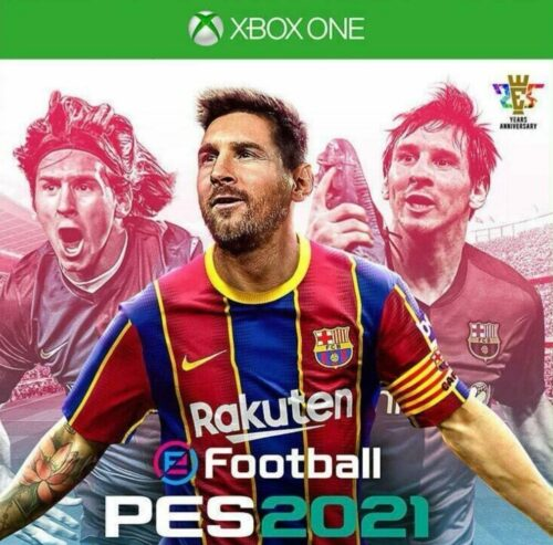 eFootball PES 2021 photo review