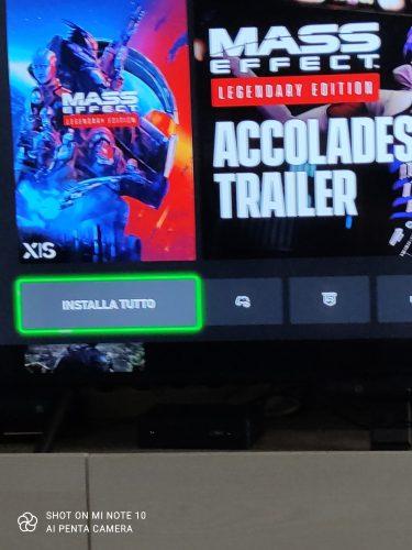Mass Effect Legendary Edition photo review
