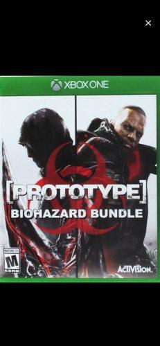 Prototype Biohazard Bundle 1+2 photo review
