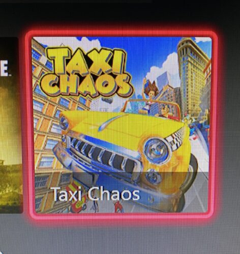 Taxi Chaos photo review