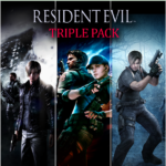 Resident Evil Triple Pack (4,5,6) photo review