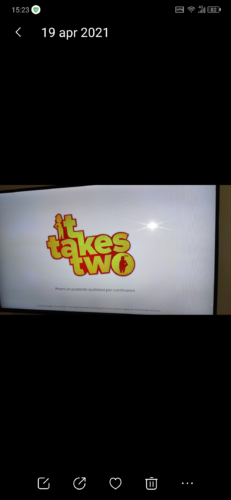 It takes Two photo review