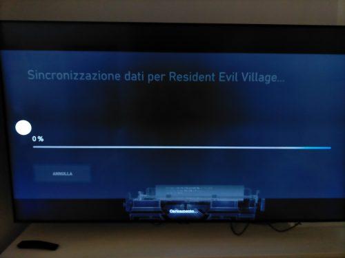 Resident Evil Village Edizione Deluxe photo review