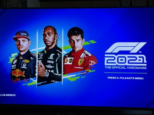 F1 2021 Edizione Deluxe photo review