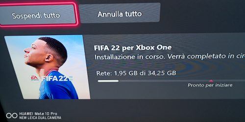FIFA 22 Ultimate PREORDINE photo review