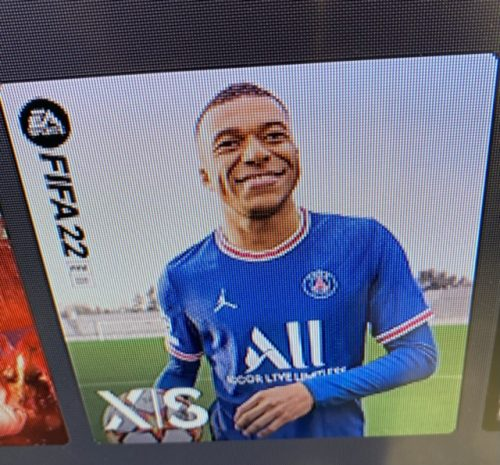 FIFA 22 Ultimate photo review