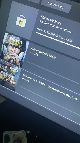 Call of Duty: WWII Edizione GOLD photo review